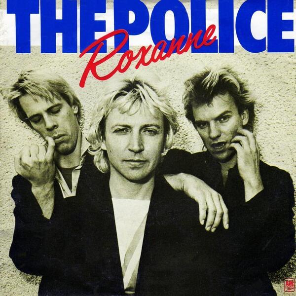 THE POLICE sur Rfm