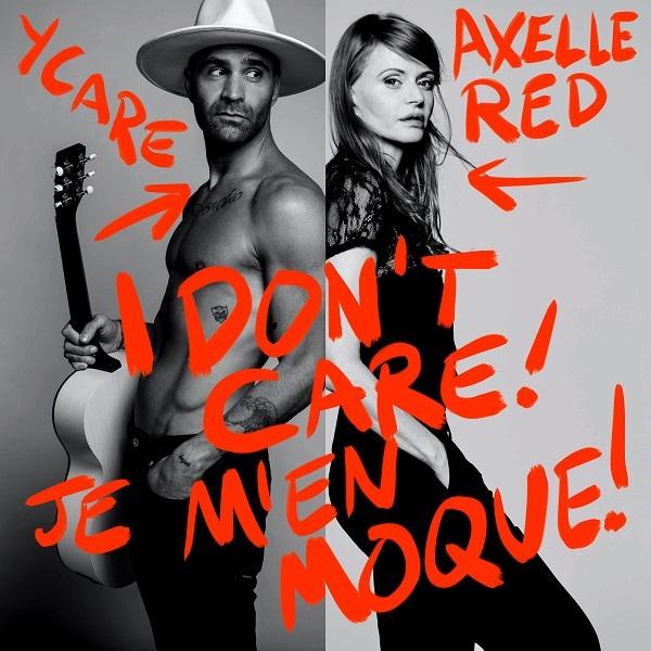 YCARE/AXELLE RED sur Rfm