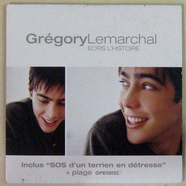 GREGORY LEMARCHAL sur Rfm