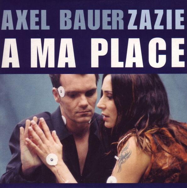 AXEL BAUER/ZAZIE sur Rfm