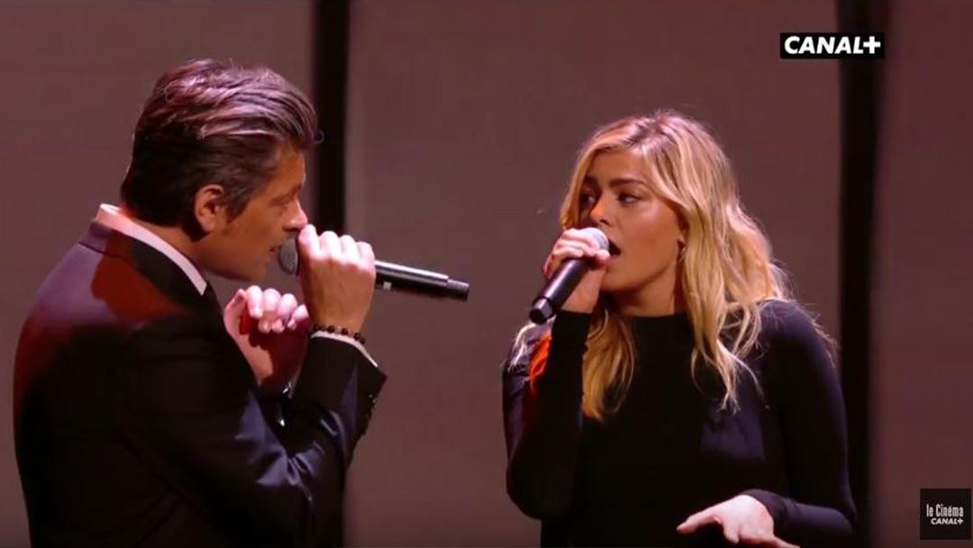 Festival de Cannes 2017 : Louane et Benjamin Biolay chantent Nougaro