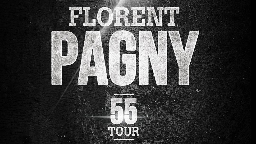 Florent Pagny en concert à l'Axone le 10 décembre 2017